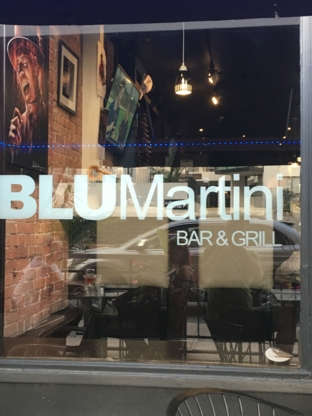 Blu Martini Bar & Grill - American Restaurants - 613-766-8880