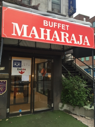 Buffet Maharaja - Restaurants
