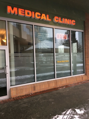Station Square Medical Clinic - Clinics - 604-438-8288