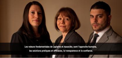 Laplante et Associés - Estate Lawyers - 514-523-1455