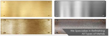 Brassco Metal Restoration - Freight & Passenger Elevators