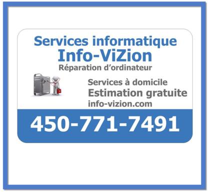Voir le profil de Service Informatique Info-ViZion - Saint-Césaire