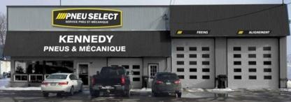Kennedy Pneus et Mécanique - Tire Retailers