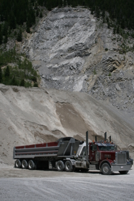 Sorge Trucking Ltd - Sand & Gravel - 403-627-4361