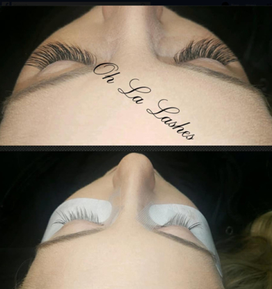 Extensions de Cils Oh Lalashes - Eyelash Extensions