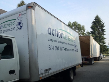 Action Movers - Moving Services & Storage Facilities - 604-694-7777