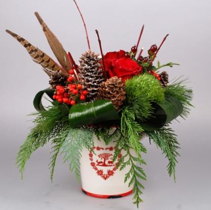Fleurs Et Distinction Inc - Fleuristes et magasins de fleurs