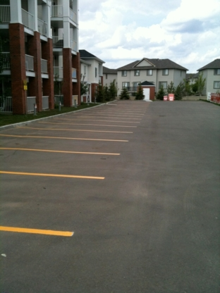 GME Contracting Ltd - Parking Area Maintenance & Marking
