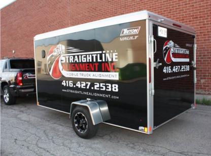 StraightLine Alignment Inc - Mobile Truck Alignment - Wheel Alignment, Frame & Axle Services - 416-427-2538
