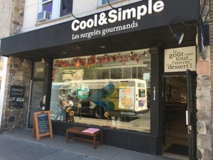 Cool Et Simple - Légumes apprêtés