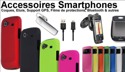 Mobile Snap - Accessoires de téléphones cellulaires et sans-fil