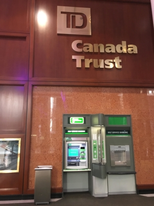 TD Canada Trust Branch & ATM - Banks