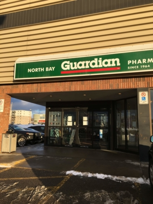 North Bay Guardian Drugs - Pharmacies - 705-472-5500