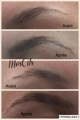 Mes Cils - Salons de coiffure et de beauté - 514-659-2404