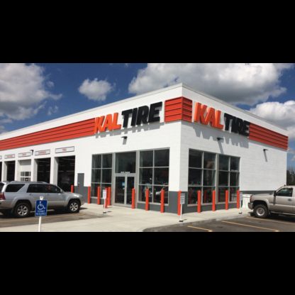 Kal Tire - Tire Retailers - 780-948-1538