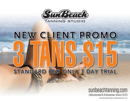 South Sunbeach Tanning - Tanning Salons - 905-877-1110
