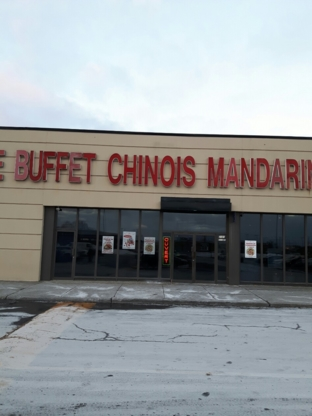 Buffet Chinois Mandarin - Restaurants - 514-365-1234