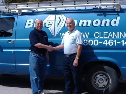Blue Diamond Window Cleaning - Window Cleaning Service - 705-743-7200