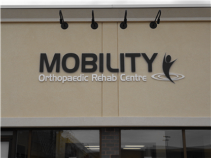 Mobility Orthopaedic Rehab Centre - Foot Care - 519-304-5767
