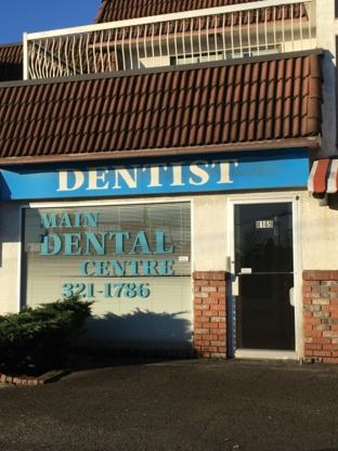 Main Dental Centre - Dentists - 604-321-1786