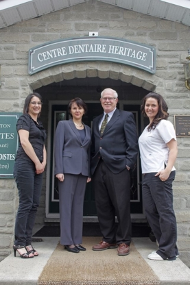 View Clinique dentaire heritage's Gatineau profile