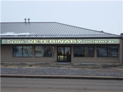 Ridge Veterinary Hospital - Pet Food & Supply Stores - 403-527-4357