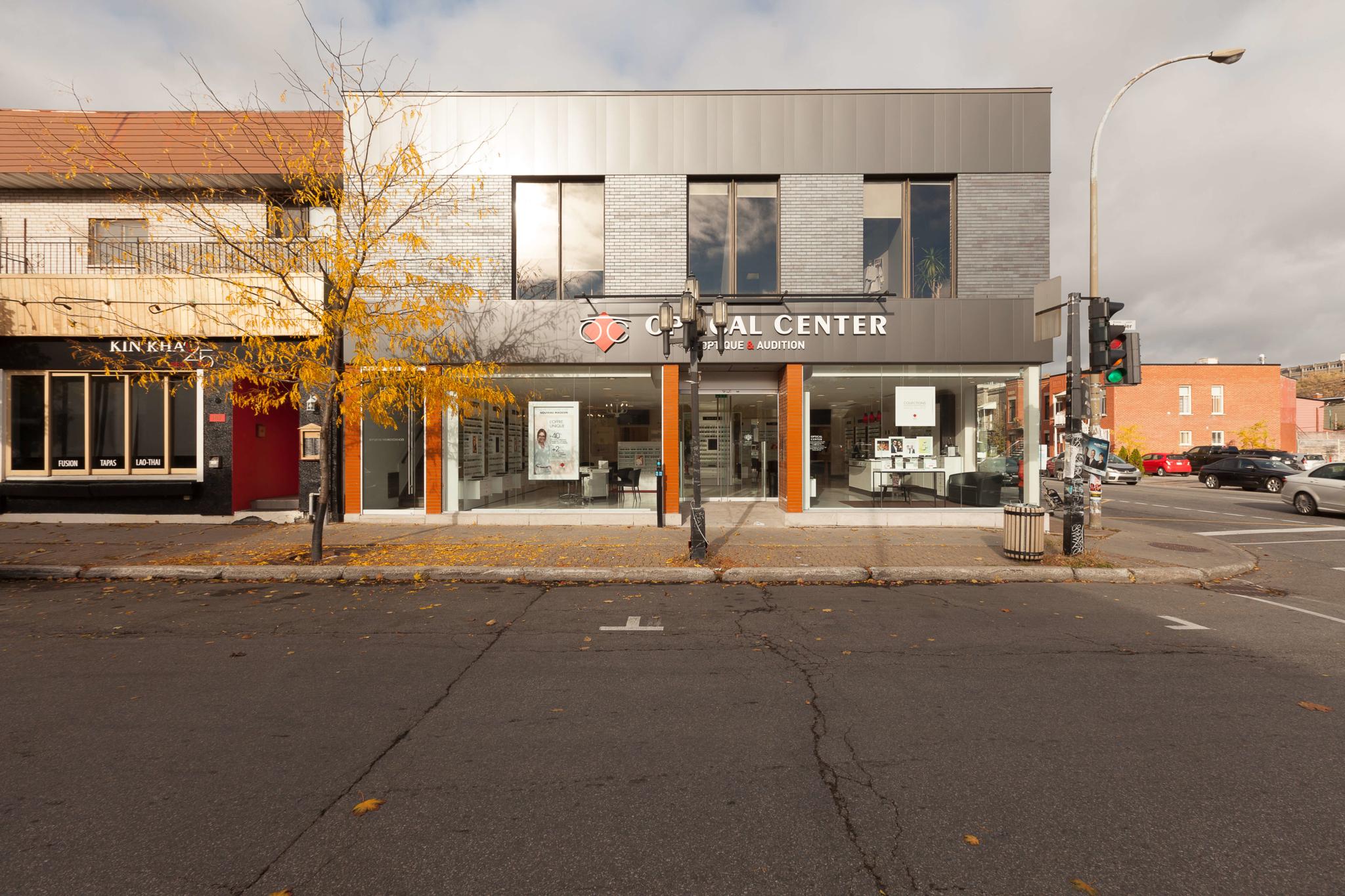 Optical Montreal D'ouverture Center Horaire Laurier Av 97 5Rjc4AqL3