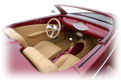 Tack Auto & Marine Upholstery - Antique & Classic Cars - 905-565-1106