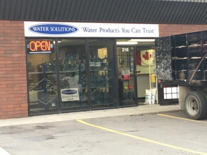 Water Solutions - Fournitures et matériel de distillation de l'eau