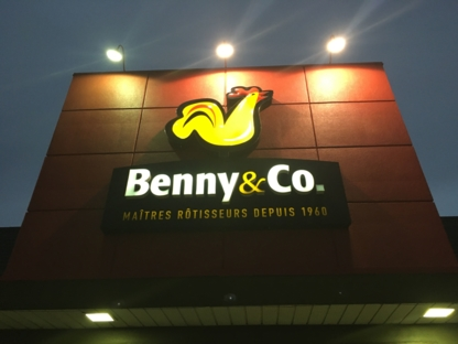 Benny & Co - Rotisseries & Chicken Restaurants - 450-433-4044