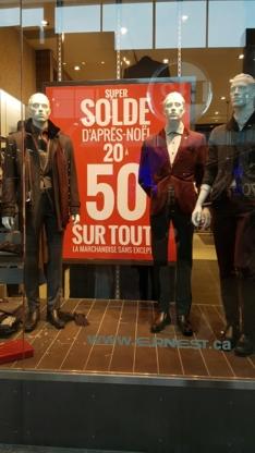 Ernest - Men's Clothing Stores