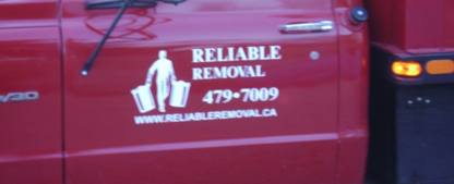 Reliable Removal - Transportation Service