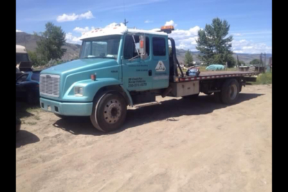 Kamloops Auto Recycling - Vehicle Towing - 250-574-4679