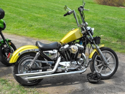 Highrollers Custom Motorcycle Parts - Motos et scooters
