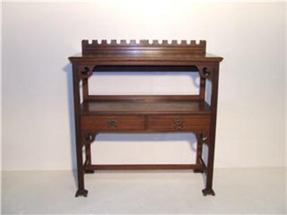 Pieces Of The Past Antiques Ltd - Antique Dealers - 780-989-2522