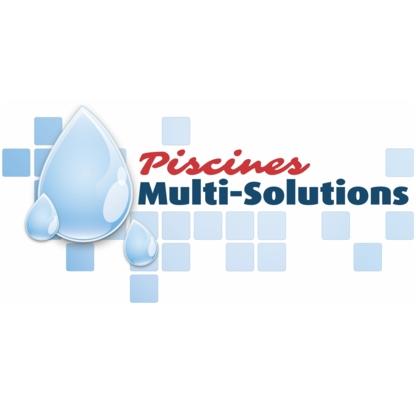 Piscines Multi-Solutions - Swimming Pool Contractors & Dealers - 514-990-8229