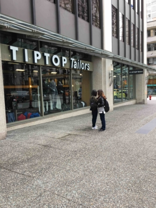 Tip Top Tailors - Men's Clothing Stores