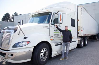 Cloverdale Moving Van-Lines - Déménagement et entreposage - 604-515-1020