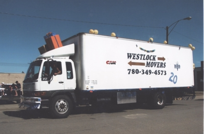 Westlock Movers - Moving Services & Storage Facilities