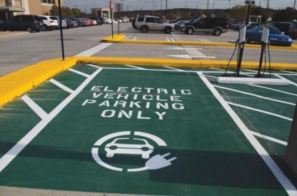Stripeline - Parking Area Maintenance & Marking
