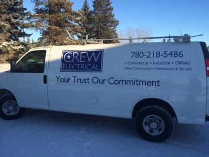 Voir le profil de Crew Electrical Ltd. - Edmonton