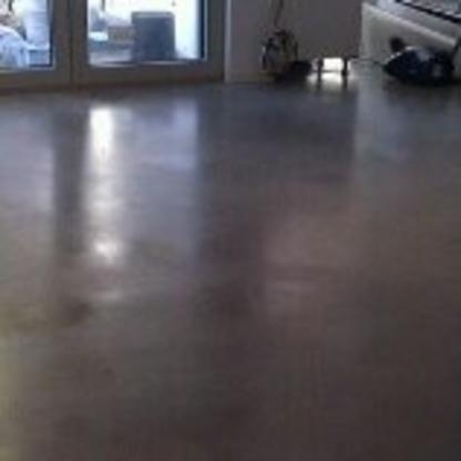 Cimentier 4 Saisons Inc - Finition de ciment - 514-793-9931