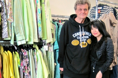 Armadillo Boutique - Magasins de vêtements pour femmes - 604-261-0840