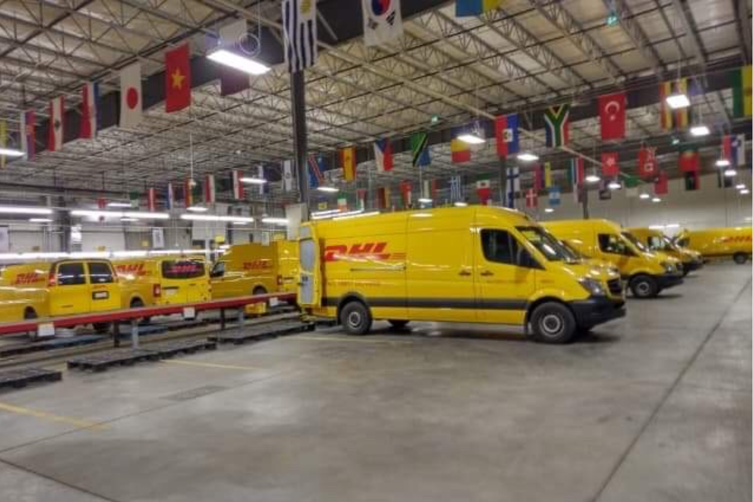 DHL Express ServicePoint - Opening Hours - 153 Aero Way NE