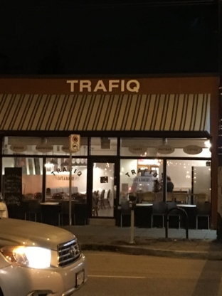 Cafe Trafiq - Bakeries - 604-648-2244