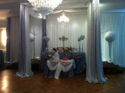 Ellas Banquet Hall - Banquet Rooms - 416-694-1194