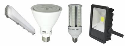 Premise LED Western Canada Warehouse - Grossistes et fabricants de luminaires