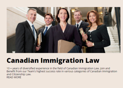 Migration Concerns Canada Inc - Business Lawyers - 905-232-7222
