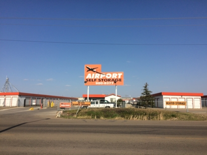 View Airport Self Storage & RV Centre's Leduc profile