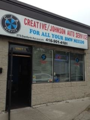 Creative Auto Service Inc - Car Repair & Service - 416-901-4181